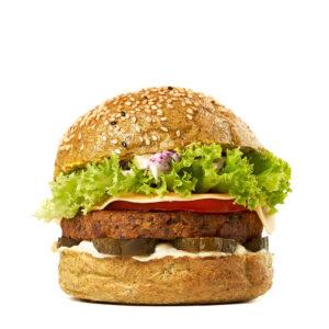 Unison Vegan Cheeseburger